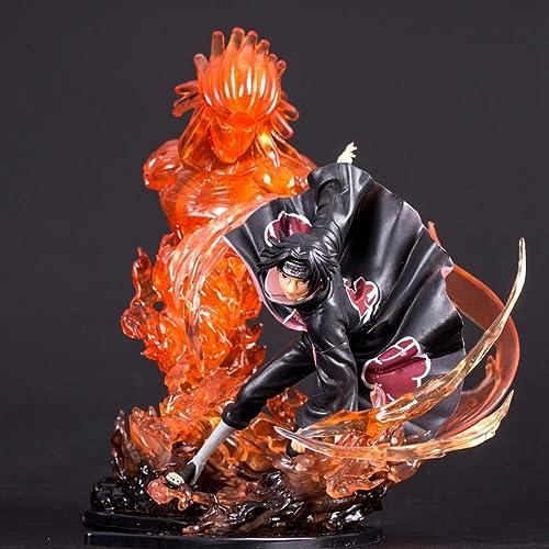 SPFOZ Statue de Jouet Jouet Figurine Jouet Modèle Anime Personnage Artisanat Décorations Cadeau d'anniversaire 20CM