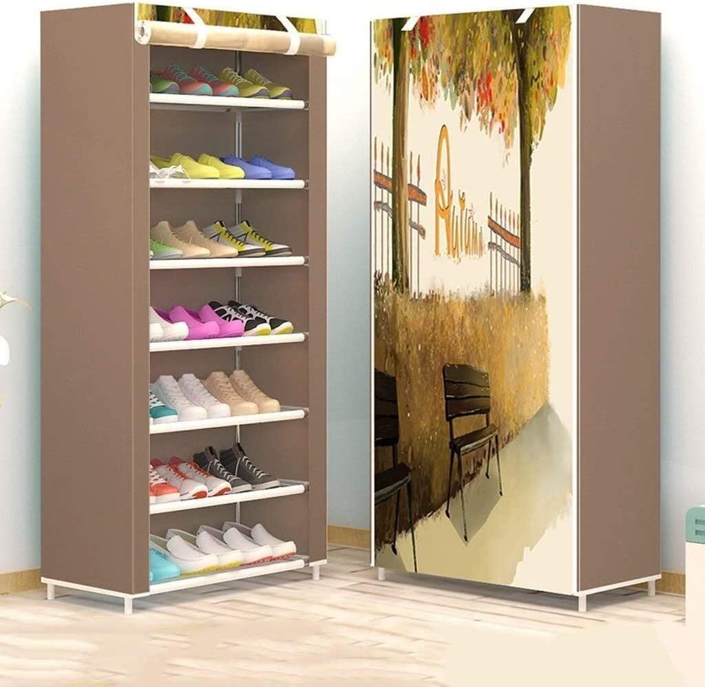HTDZDX Shoe Rack Simple Quality inspection Assembly NEW Economic Multi-Layer