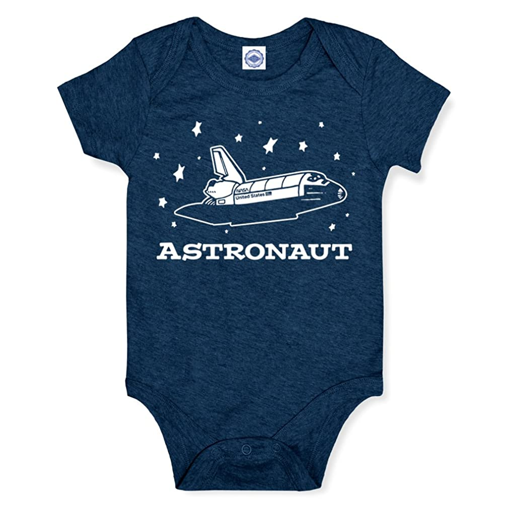 Hank Player U.S.A. NASA Shuttle/Future Astronaut Baby Onesie