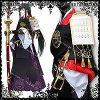高品質 コスプレ衣装 【刀剣乱舞】太郎太刀+鎧+手袋  オーダーサイズ可能 クリスマス、ハロウィン イベント仮装  コスチューム