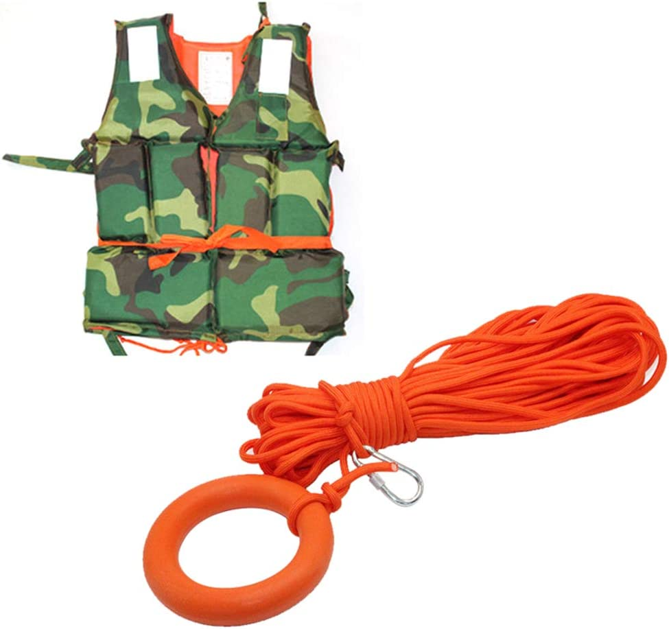 BESPORTBLE 1Pc Limited time trial price 30m Diameter Outlet ☆ Free Shipping 8mm Professional Por Rope Lifesaving