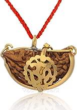 1 mukhi rudraksha gold pendant