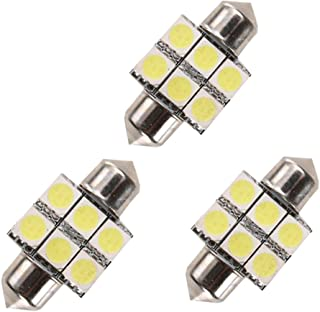 for Mitsubishi Lancer Evo X Led Interior Lights Led Interior Car Lights Bulbs Kit White 3pcs 2008-2016