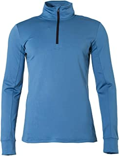 Brunotti Fleecepullover Pulli Terni FW1920 Mens Fleece blau atmungsaktiv