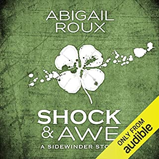 Shock & Awe audiobook cover art
