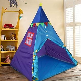 Mumoo Bear Children Playhouse, Portable Kids Tent Playhouse for Outdoor Indoor Children Sleeping Play Tent Kids Playhouse,...