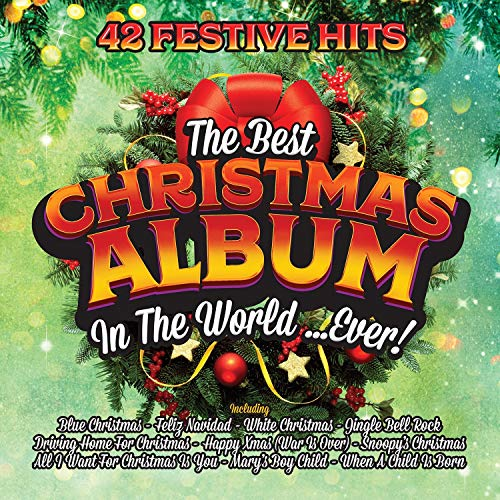 The Best Christmas Album In The World... Ever! (2CD) (2018)