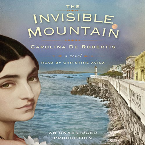 The Invisible Mountain audiobook cover art