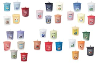 Yankee Candle 12 Count Pack Samplers - Assorted Scents