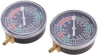 H HILABEE 2 Stücke Vergaser Synchronisierer, Hochwertig Synchron Testgerät für Vergaseruhren
