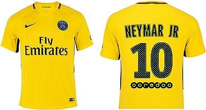 Camiseta hombre Paris Saint Germain–2017–2018Away–Neymar Jr 10