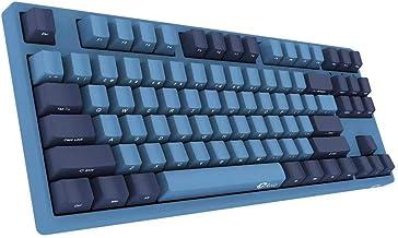 Akko 3087 Mechanical Gaming Keyboard Cherry MX Switch PBT Keycap (Cherry MX Brown) Ocean Star