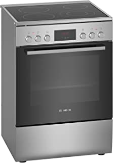 Bosch Free Standing 60cm Full Electric Cooker, HKQ38A150M, 1 Year Warranty