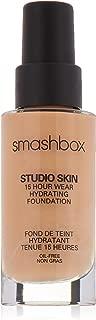 Smashbox Studio Skin 15 Hour Wear Hydrating Foundation, 1.1, 1 Fluid Ounce
