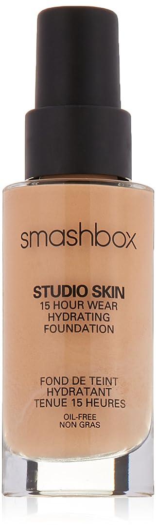 泳ぐネズミ構成スマッシュボックス Studio Skin 15 Hour Wear Hydrating Foundation - # 1.1 Warm Fair 30ml/1oz並行輸入品