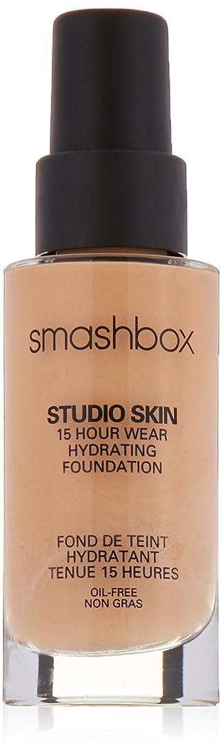トライアスリート帆安西スマッシュボックス Studio Skin 15 Hour Wear Hydrating Foundation - # 1.1 Warm Fair 30ml/1oz並行輸入品