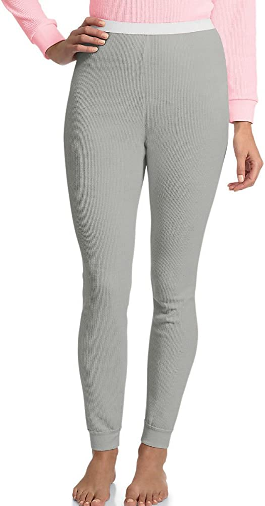 Hanes - Women's Thermal X-Temp Year-end annual account Max 77% OFF Pant