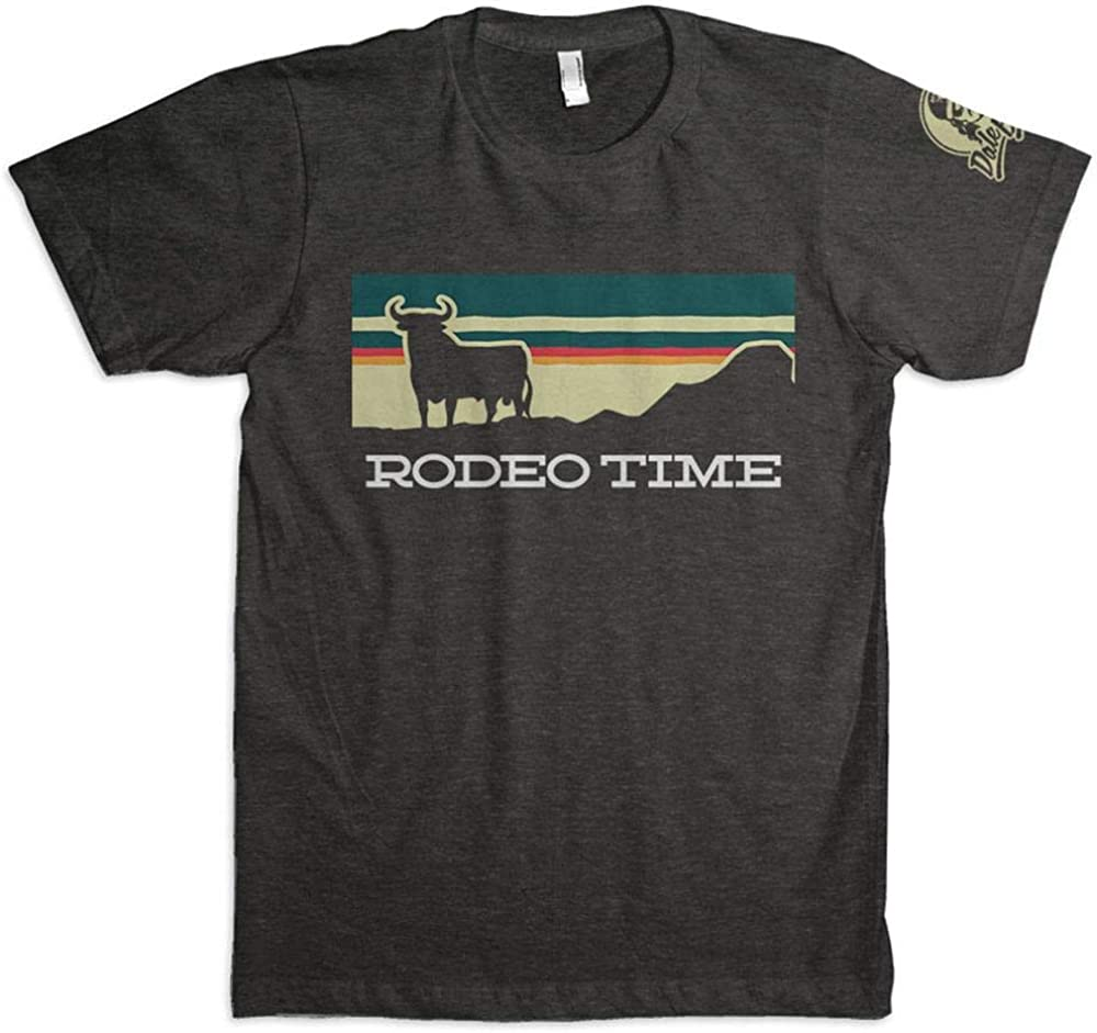 Rodeo Time Sunset T Max gift 43% OFF