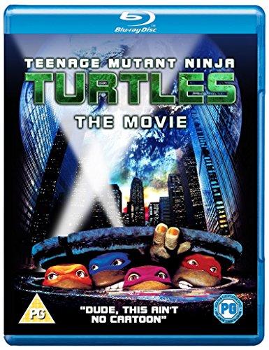 Teenage Mutant Ninja Turtles - The Original Movie [Blu-ray] [Reino Unido]
