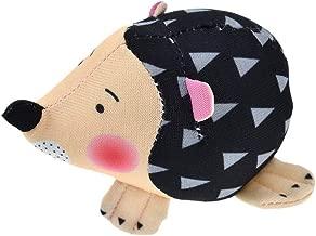 MIRUIKE Pin Cushion Hedgehog Shape Cute Sewing Pincushion with Soft Cotton Fabric Pin Cushion Pin Patchwork Holder Arts Crafts & Sewing