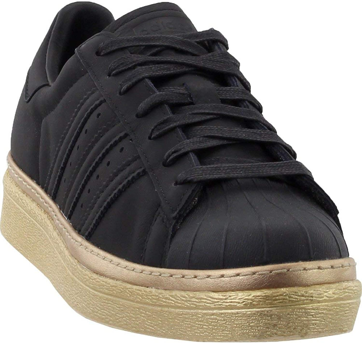 Adidas Womens Superstar 80s New Bold Casual Athletic & Sneakers