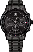 Tommy Hilfiger Analog Black Dial Men's Watch-TH1791695