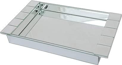 Casa Pop Clear Mirror Bathroom Tray