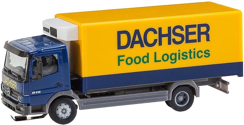 Faller FA 161555 - MB Atego Dachser Kühlkoffer, Zubehör für die Modelleisenbahn, Modellbau B00LGOE4PG Ausgezeichneter Wert  | Authentische Garantie