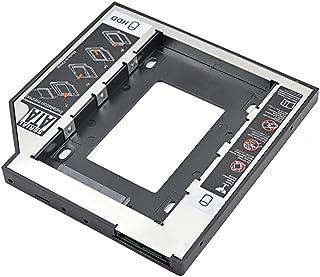 Alfais AL-4717 12.7mm Sata Hdd Harddisk Caddy Kızak Kutu Laptop Ssd Notebook İkinci Hdd Takma