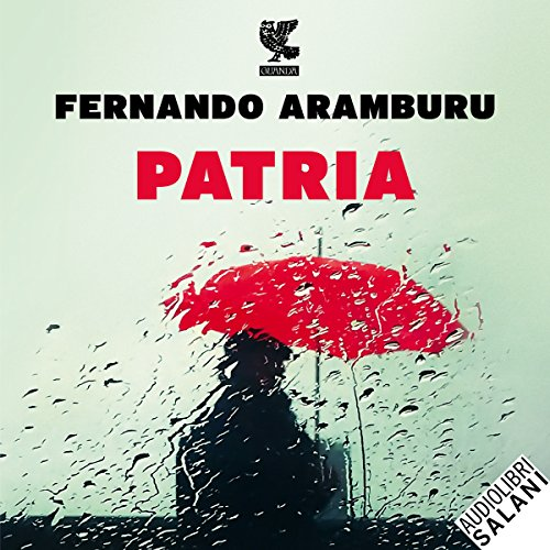 Patria audiobook cover art