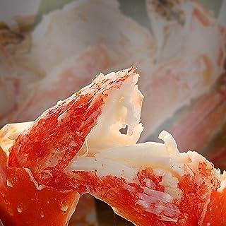 海夢 タラバガニ 特大 足 3L-4L サイズ ボイル済み 天然 たらば蟹 約1kg