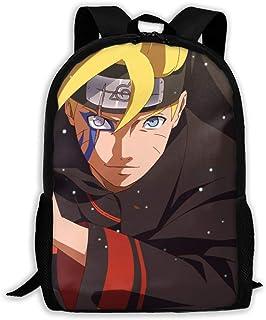 Custom Cruel Naruto Casual Backpack School Bag Travel Daypack Gift