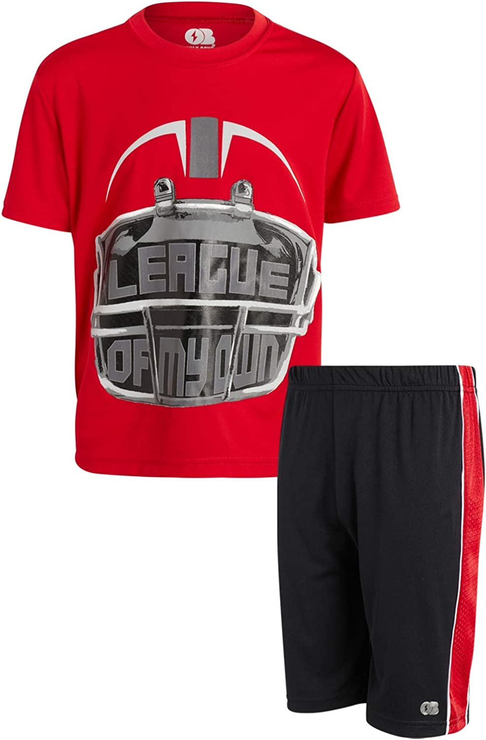 ONLY Bargain sale BOYS Basketball Short Set - Max 49% OFF Athletic and Tee 2 Shirt Piece