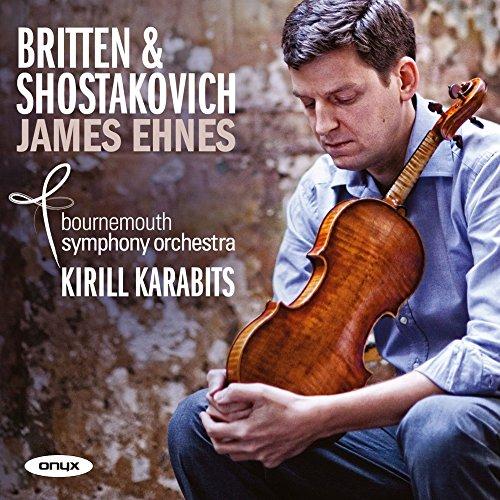 Schostakowitsch: Violinkonzert Nr.1 / Britten: Violinkonzert Op.15