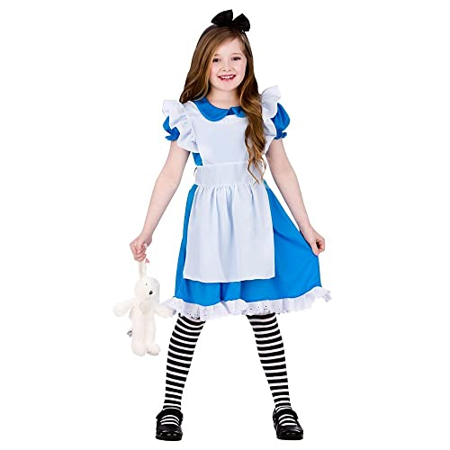 Adult Ladies Wonder Princess Storybook Alice Fancy Dress Costume Book Week New