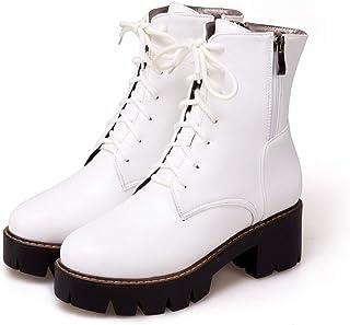 Amazon Zapatos Botas esTianmeiliye Para MujerY Ygyvbf67