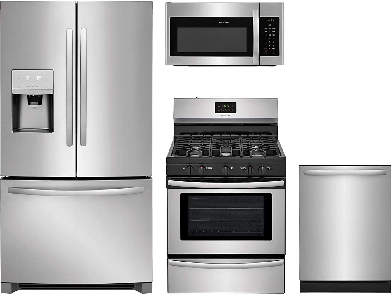 Frigidaire 4 Piece Kitchen Package with FFHB2750TS 36