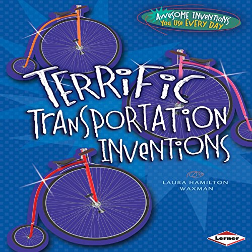 Terrific Transportation Inventions copertina