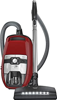 Miele Blizzard CX1 HomeCare Bagless Canister Vacuum, Autumn Red