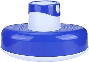 Flotante de 3 pulgadas, conveniente para usar, accesorios para piscinas, dispensador de productos químicos para piscinas para limpieza de piscinas