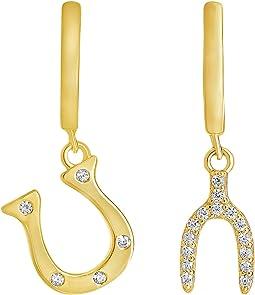 Kiara Micro Hoops Earrings