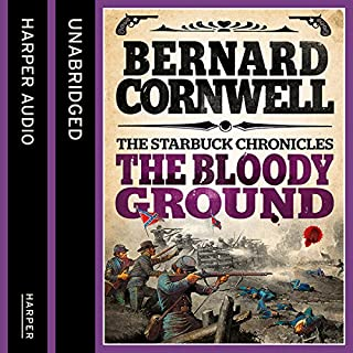 The Bloody Ground cover art