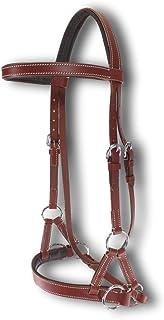 D.A Brand Full Size Adjustable Web Side Reins SS Hardware Horse Tack Equine