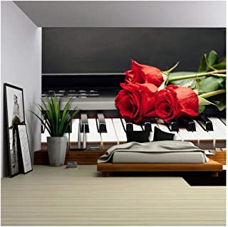 Best piano and rose wallpaper Reviews