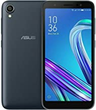 """Asus - ZenFone Live with 16GB Memory Cell Phone, 5.5"""" IPS Touch Screen (Unlocked) - Midnight Black"""