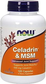 Now Foods CELADRIN & MSM 120 Caps