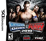 WWE SmackDown vs. Raw 2010 - Nintendo DS