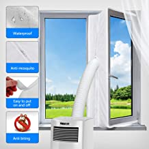 Window Seal for Portable Air Conditioner and Tumble Dryer,Window Venting for Mobile Air Conditioner Exchange Hot Air Stop ...