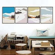 MXLYR Leinwanddrucke 5 st/ück hd Bilder Darksiders 3 Spiel Poster Kunstwerk leinwand malerei f/ür wohnkultur Drucke auf Leinwand