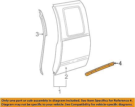 Genuine Volvo 30657370 AM Reception Antenna Brass Strip Tab